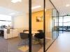 Renovatie TimeTell Voorburg-glaswanden kantoren