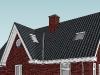 Nieuwbouwwoning Zocherdreef 7 Driebergen-detail daken