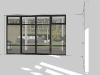Nieuwbouwwoning Zocherdreef 7 Driebergen-stale pui achtergevel